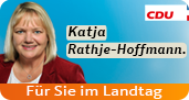 Katja Rathje-Hoffmann, MdL