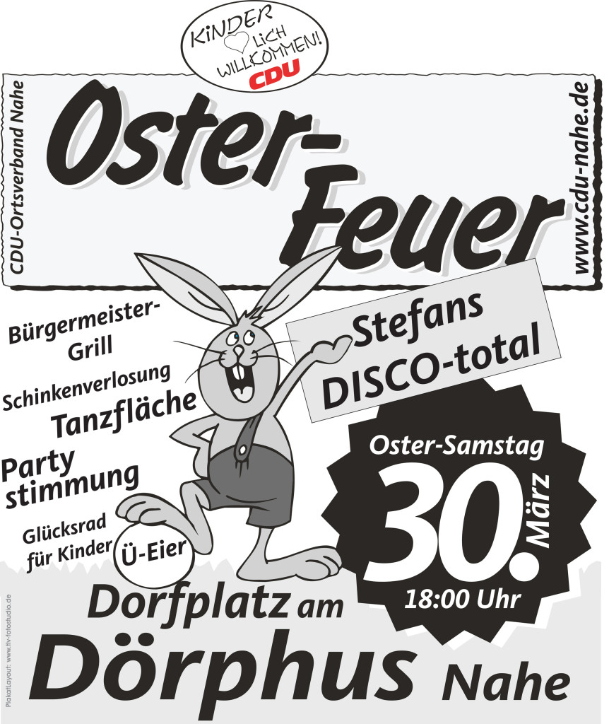 Osterplakat-2013